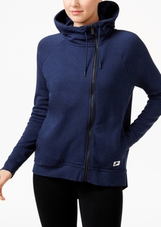 Nike Modern Cape Fleece Asymmetrical Hoodie