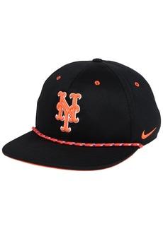 Nike New York Mets String Bill Snapback Cap