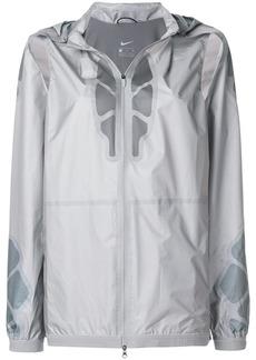 Nike Nike Gyakusou hooded windbreaker jacket - Grey