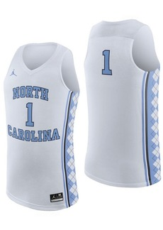 Nike North Carolina Tar Heels Replica Basketball Jersey, Big Boys (8-20)