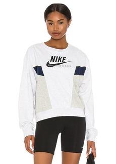 Nike NSW Heritage Crew Fleece