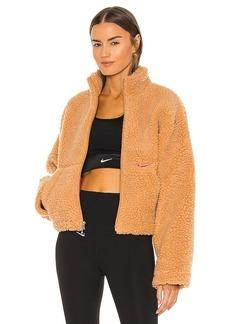 Nike NSW Swoosh Sherpa Jacket