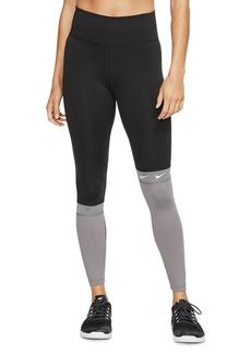 Nike One Color-Block Leggings