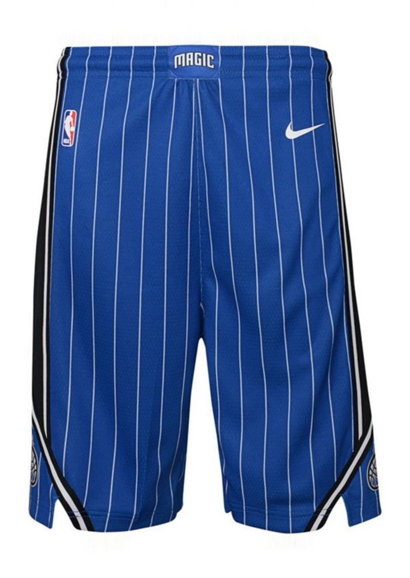 94128910c0823 Nike Nike Orlando Magic Icon Swingman Shorts, Big Boys (8-20) | Shorts