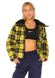 Nike Plaid Pack Fill Jacket