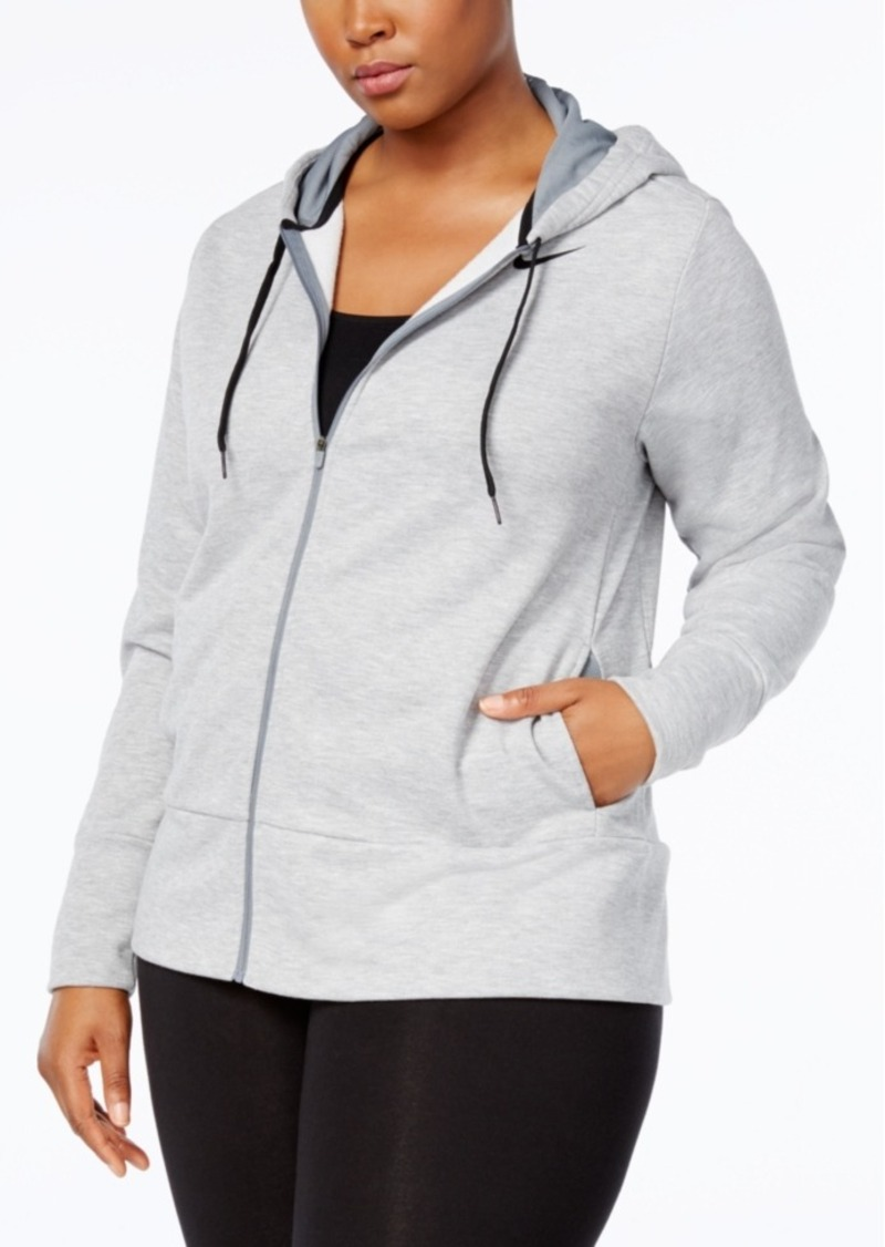 4cf94fb90aee On Sale today! Nike Nike Plus Size Dry Training Hoodie