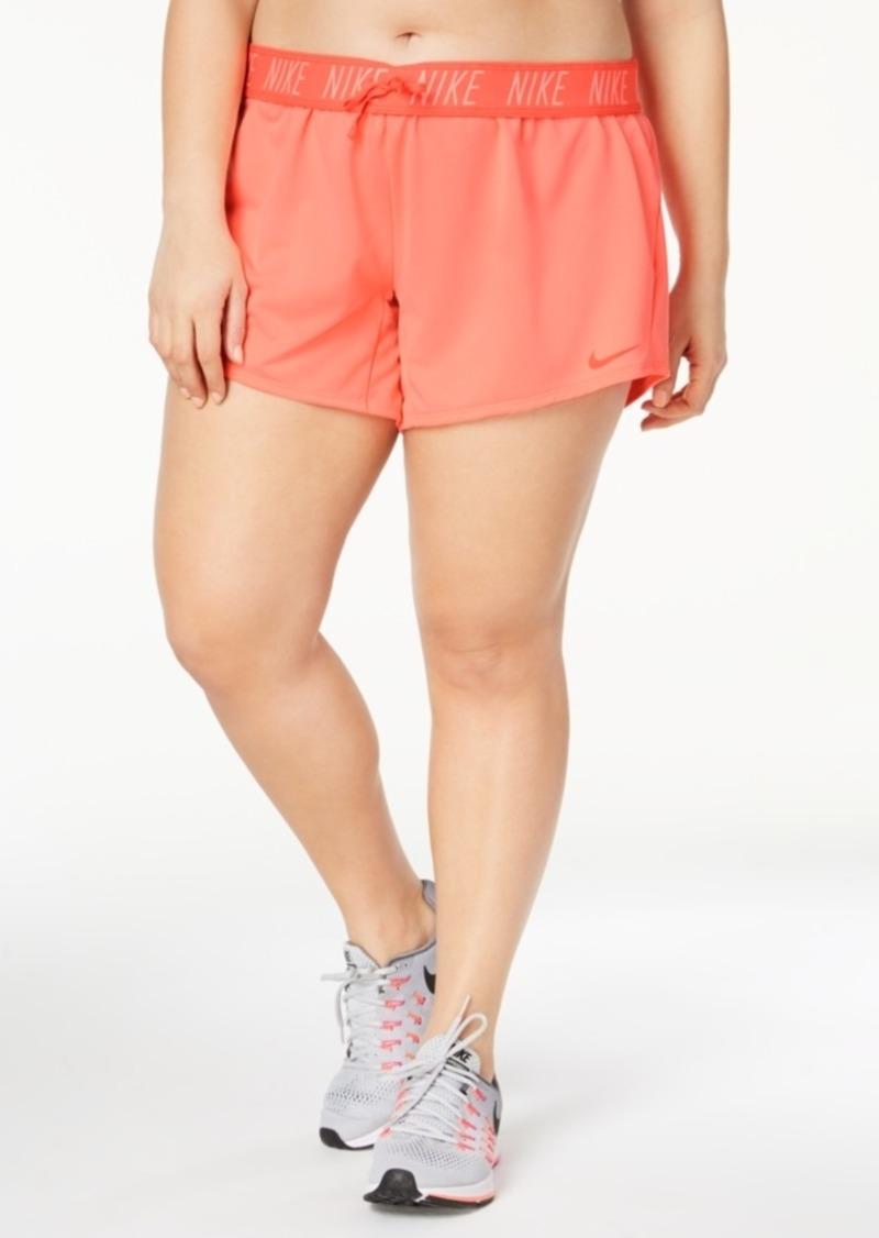 00b3e4b6bb0 Nike Nike Plus Size Flex Dri-fit Training Shorts