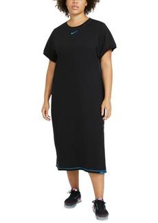 Nike Plus Size Icon Clash Maxi Dress