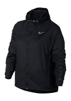 Nike Plus Size Impossibly Light Running Jacket
