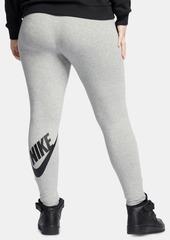 Nike Plus Size Leg-a-See Leggings