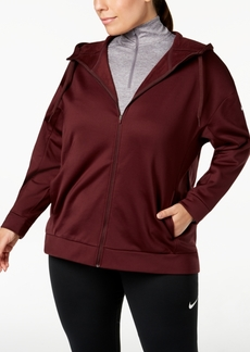 Nike Plus Size Performance Fleece Hoodie