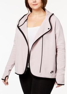 Nike Plus Size Sportswear Tech Fleece Cape