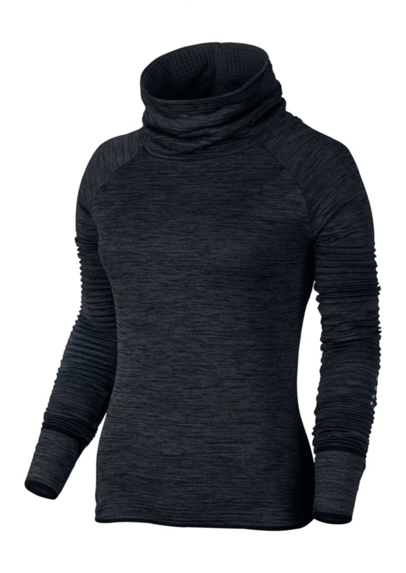 3d5307f2 Nike Nike Plus Size Therma Cowl-Neck Top | Casual Shirts