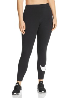Nike Plus Swoosh Logo Leggings