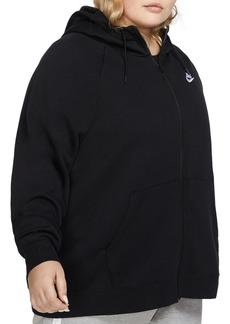 Nike Plus Zip-Front Hoodie