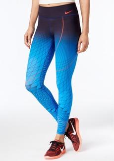 Nike Power Legendary Dri-fit Printed Leggings