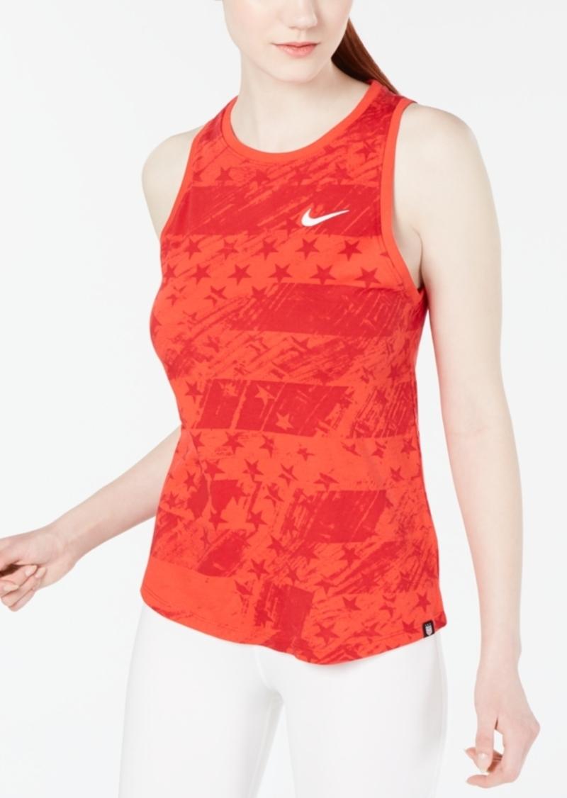 Nike Women's Printed Tank Top