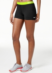 "Nike Pro 3"" Compression Shorts"