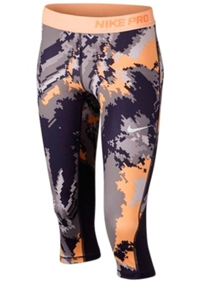 c1e12ce54080 Nike Nike Pro Dri-fit HyperCool Training Capri Leggings