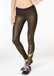 Nike Pro Cool Gold Dri-fit Leggings