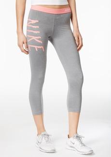 Nike Pro Cool Logo Capri Leggings