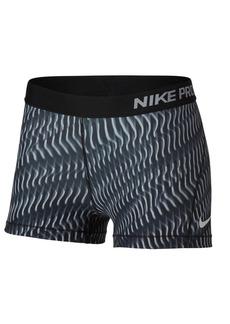 "Nike Pro Cool Printed 3"" Shorts"