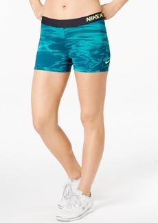 Nike Pro Cool Printed Training Shorts