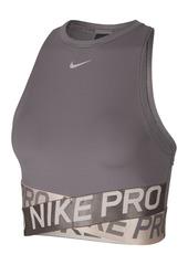 Nike Women's Pro Cropped Tank Top