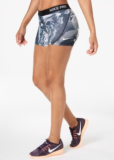 Nike Pro Dri-fit Printed Shorts