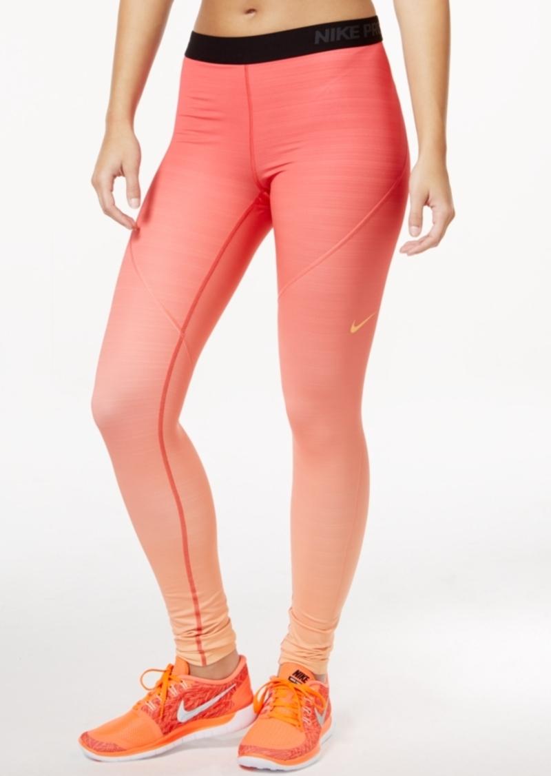 430e4319223cf Nike Nike Pro Hyperwarm Gradient Dri-fit Leggings | Casual Pants