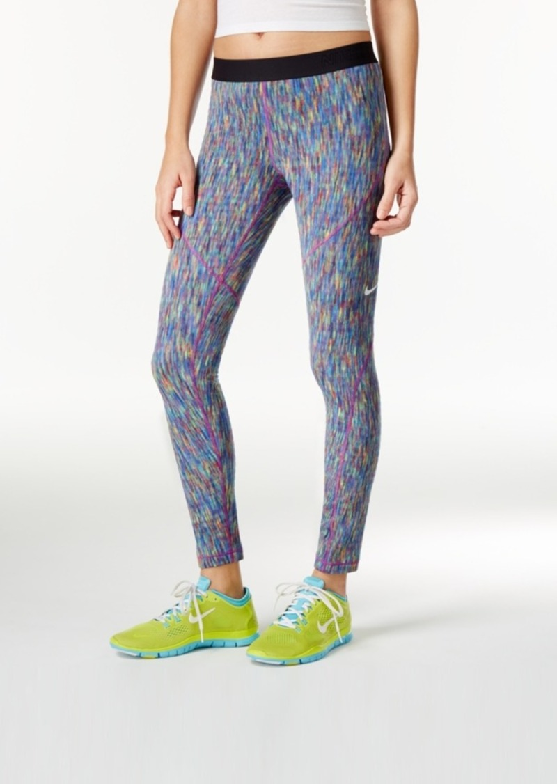 0dc732cb735e1 On Sale today! Nike Nike Pro Hyperwarm Printed Leggings