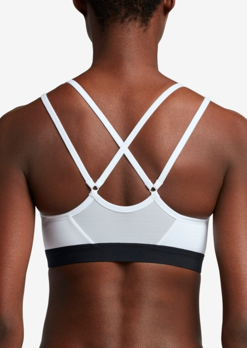 f6832a7d5fff6 Nike Nike Pro Indy Strappy-Back Low-Impact Sports Bra