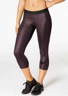 Nike Pro Sparkle Capri Leggings