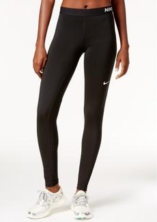 Nike Pro Warm Dri-fit Fleece-Lined Leggings