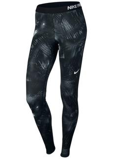 Nike Pro Warm Printed Leggings