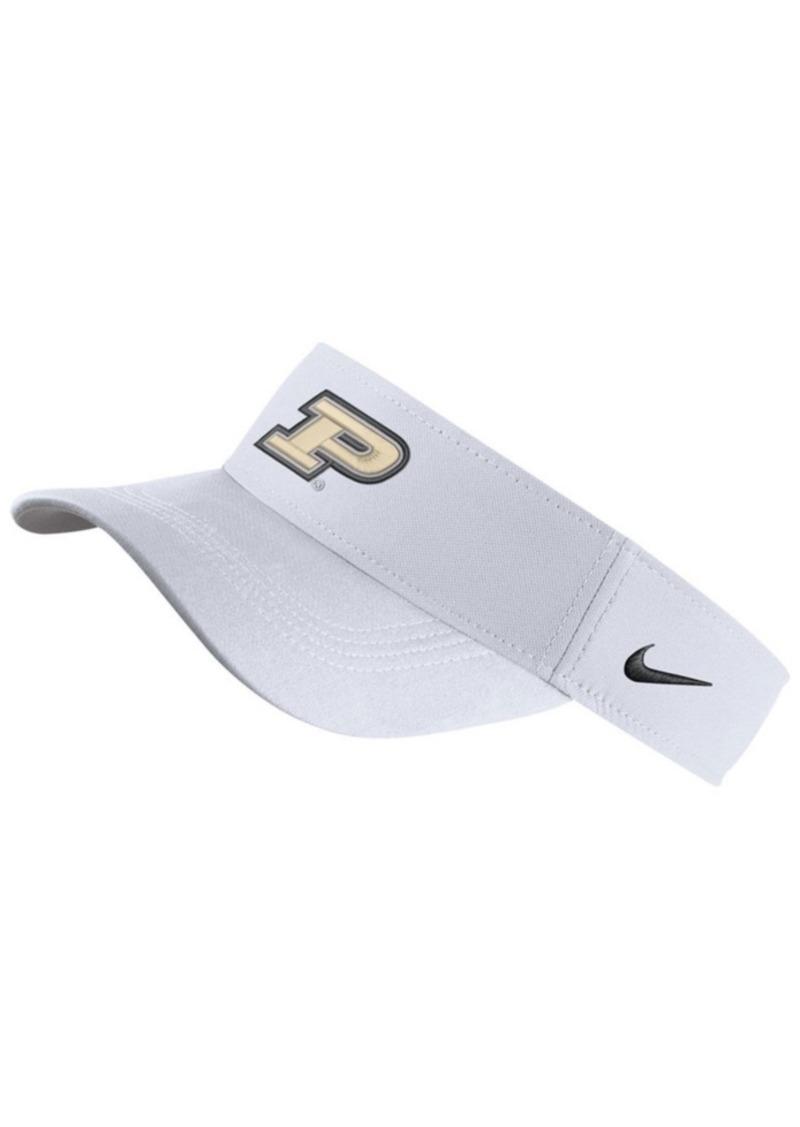 Nike Purdue Boilermakers Dri-Fit Visor