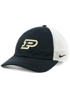 e99206537bd Nike Nike Pittsburgh Panthers Anthracite Classic Swoosh Cap