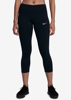 Nike Racer Dri-fit Cropped Running Leggings