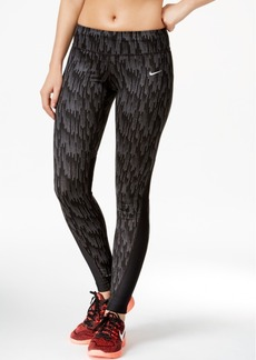 Nike Racer Printed Running Leggings