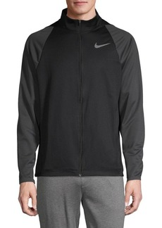 Nike Raglan-Sleeve Jacket