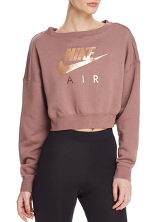 Nike Rally Air Cropped Sweatshirt