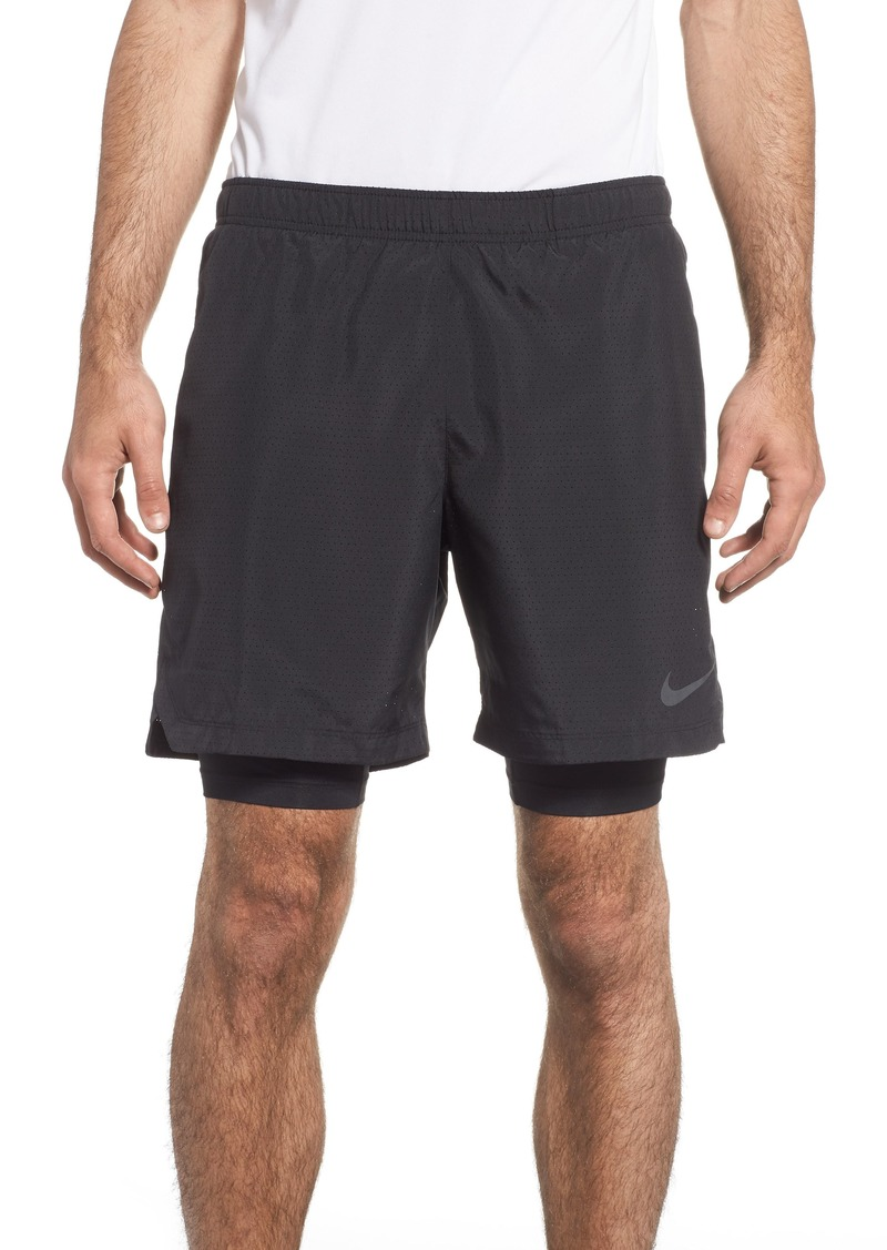 006129a7ea5 Nike Nike Running Challenger 2-in-1 Shorts