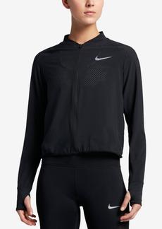 Nike Running Dri-fit Bomber Jacket