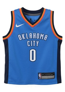 Nike Russell Westbrook Oklahoma City Thunder Icon Replica Jersey, Infants (12-24 Months)