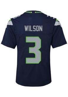 Nike Russell Wilson Seattle Seahawks Limited Team Jersey, Big Boys (8-20)