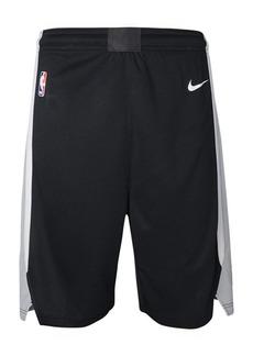 Nike San Antonio Spurs Icon Swingman Shorts, Big Boys (8-20)