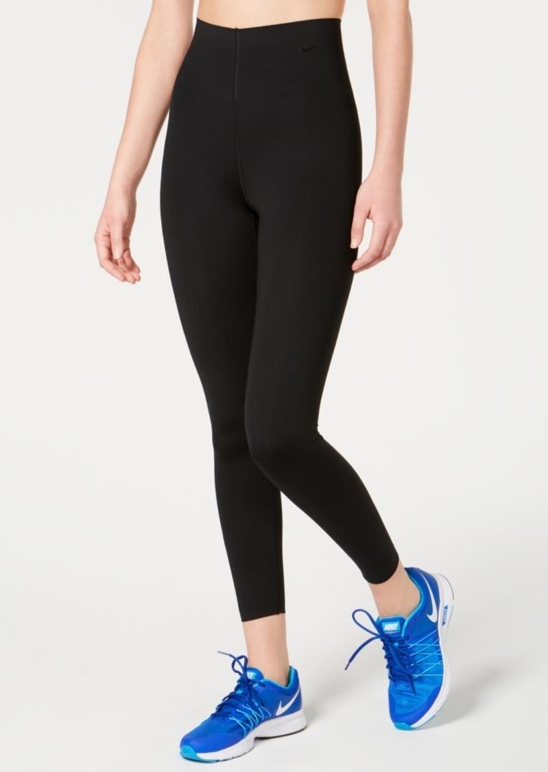 Nike Women's Sculpt Luxury Dri-fit Ankle Leggings