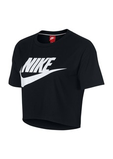 Nike Short Sleeve Crop Top