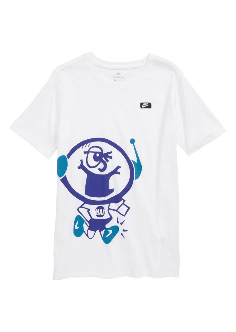 fd0f4d61 Nike Nike Sportswear Air Max Graphic T-Shirt (Little Boys & Big Boys ...
