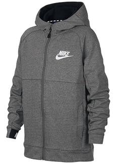 Nike Sportswear AV15 Full-Zip Hoodie, Big Boys (8-20)